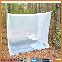 who approved rectangular insecticide treated mosquito net for double bed/single bed