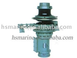 Electric Anchor Mooring Rope Capstan