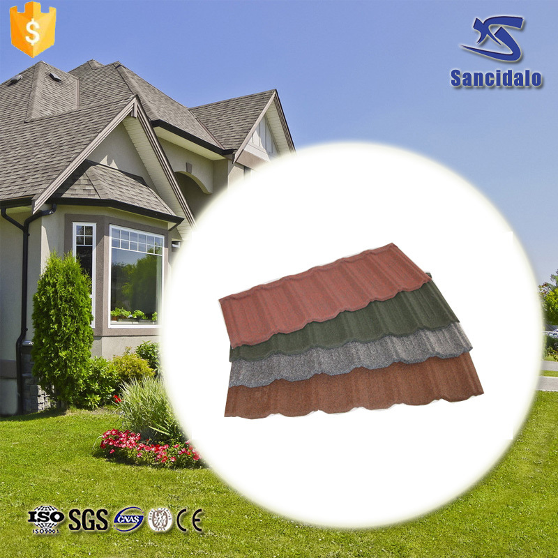 home used wavy roof tiles for sale OEM & ODM