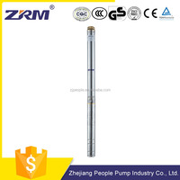 3 inch high lift deep well submersible pump for Agricultural irrigation