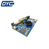 Automotive Power Inverter PCB/PCBA Design and Assembly Service in shenzhen
