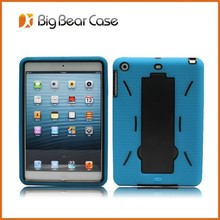 With stand shockproof case cover for ipad mini 2