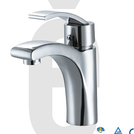 Factory Price Single Brass Chrome Water Tap Kitchen Mixer