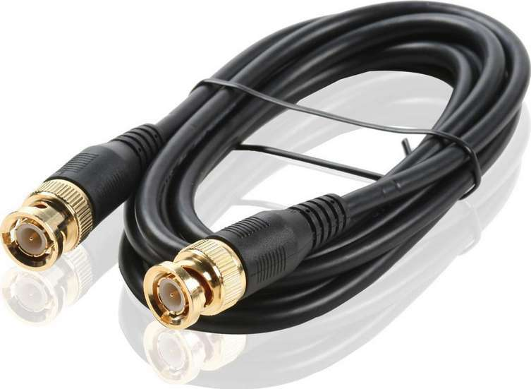 BNC coaxial brass connector cable, China manufacturer