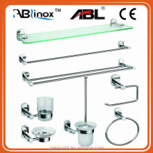 Stainless steel sanitaryware accessories towel bar parts