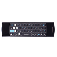 cheap 2.4GHz Mele F10 Pro Wireless Air Mouse With QWERT Keyboard For Android TV Box, Computer and TV Using F10 Flymouse