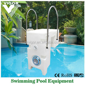 Factory All-in-one swimming pool filtration systems