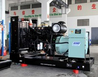 Low consumption 25kva waukesha diesel generator price with CE approved