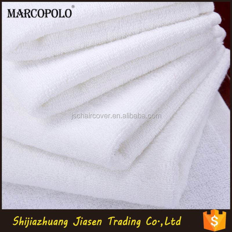 alibaba supplier 100% cotton fabric roller hotel linen towel