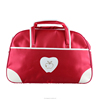 Wholesale waterproof polyster hand travel duffel bags for lady