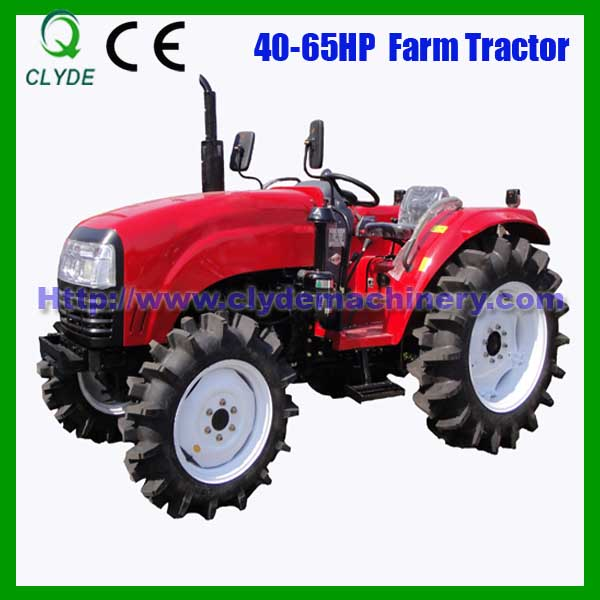 farm tractor 45hp 4x4 with front end loader
