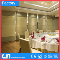 Automatic Moveable Sound Proof Partition Walls
