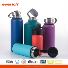 custom printed sports water bottle with filter heat resistant