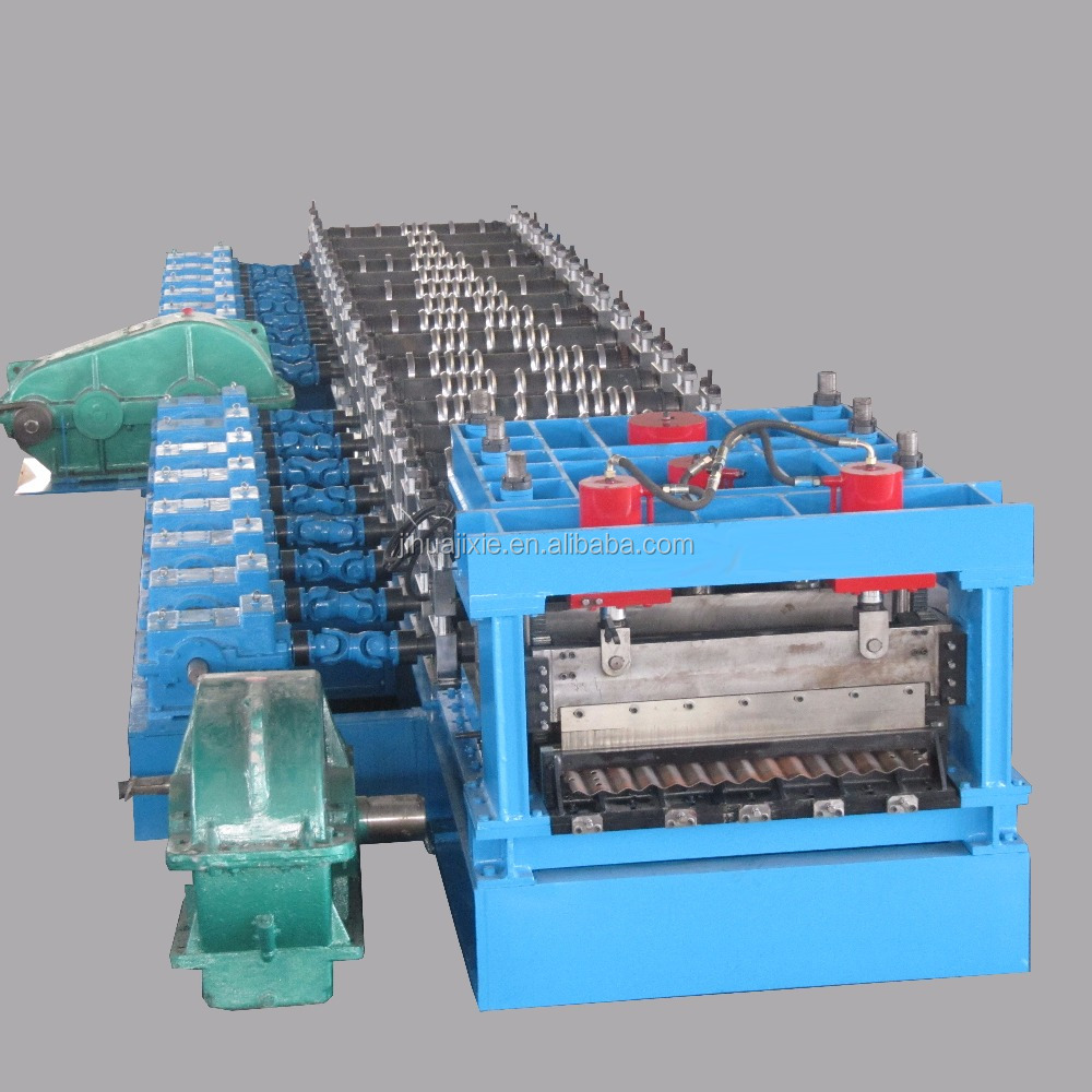 grain storage silo roll forming machine