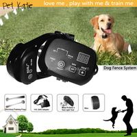 Professional Pet Containment Trainer Electronic Dog Yard Wire Fence