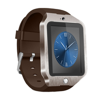 Hot new products for 2015 TFT touch screen watch mobile phone for android phone