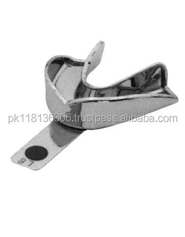 Dental Impression Trays made of Stainless Steel High Quality New Design