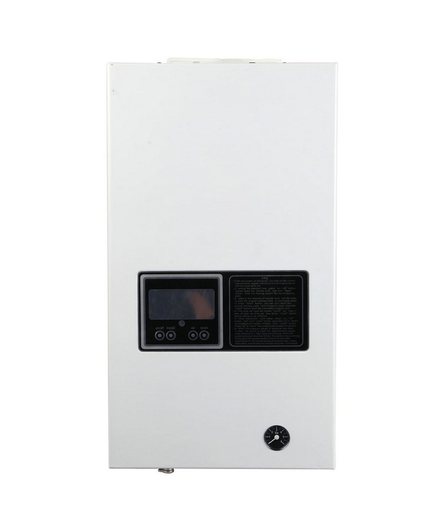 Immersion system electric central heating boiler for house for Electric heating system for house
