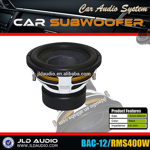 12 inch bass tube for car speakers subwoofer