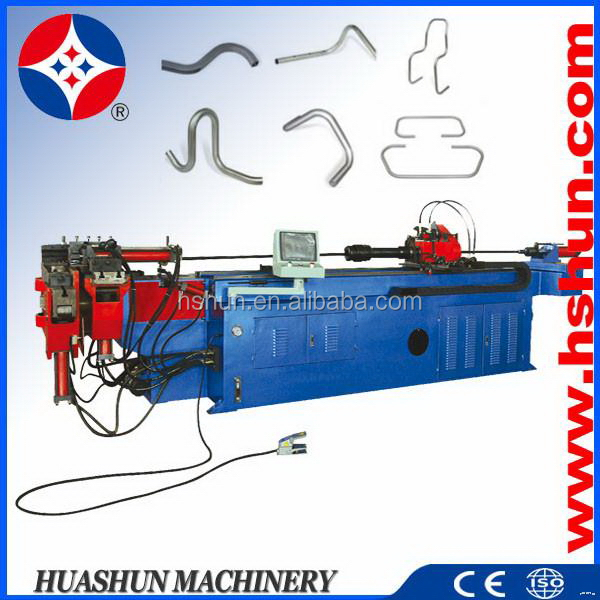 HS-SB-115NCMP newest best selling angle iron tube bending machine