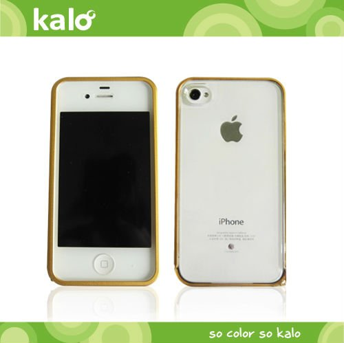 Aluminum alloy protect case for iPhone 4S