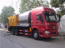 sinotruck Asphalt gravel synchronous Sealer (domestic) for sale road construction