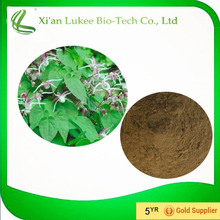 Solvent Extraction Extraction Type and Drum Packaging Epimedium Extract