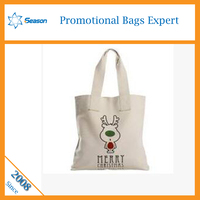 wholesale colored top band cotton bags printed logo