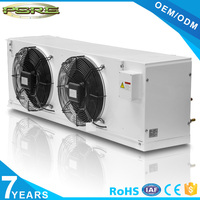 Wall mounted heating and cooling unit , air-cooled blast freezer evaporator
