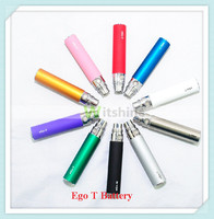 Wholesale Electronic Cigarette Ego t battery Replaceable Head Paypal