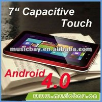 ZT-280 CHEAPEST 7 INCH ANDROID4.0 MID