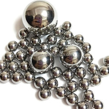 AISI 52100 100c6 G16 2mm 2.381mm 2.5mm Hardness Index Hrc 60/64 Bulk Chrome Magnetic Steel Ball for Bearing 16mm