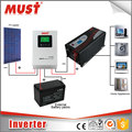 < MUST POWER >60AMP MPPT solar charge controller BEST price solar controler