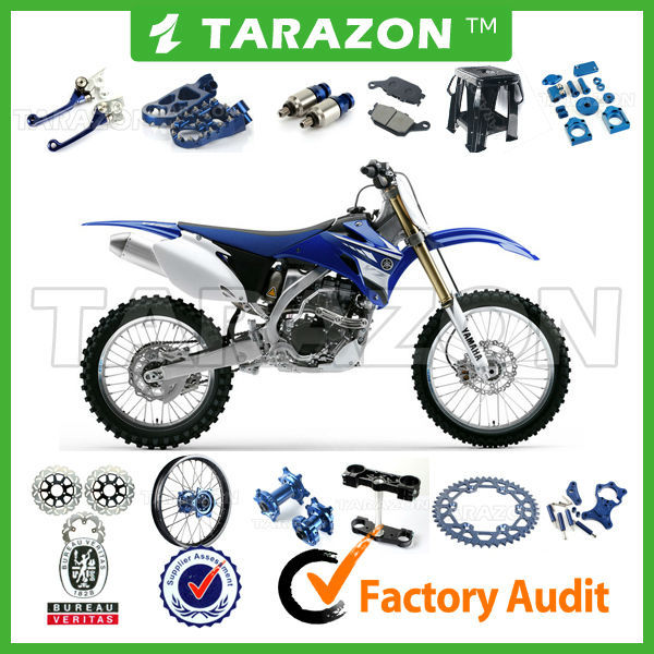 TARAZON brand wholesale YZF 450 accessories for motocross