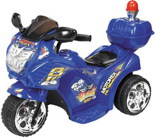 Battery powered 3 wheels electric motorcycle for kids