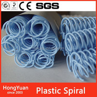 Rubber Processing Service plastic binding coil plastic spiral wire binding