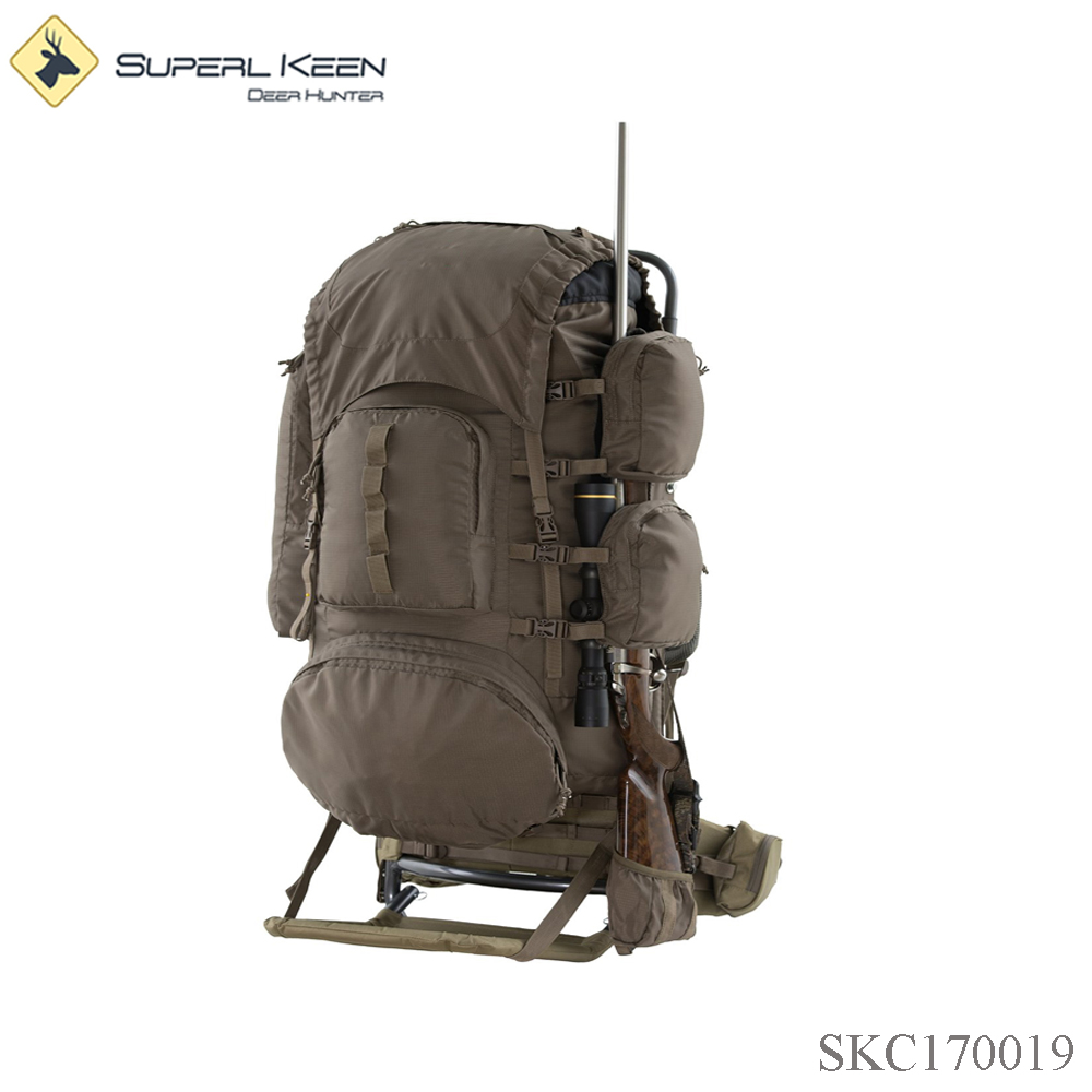 Top Loading Big Game Ripstop Noly Fabric hunting backpack