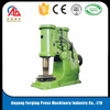 widely used wrought air pneumatic power hammer, iron pneumatic forge hammer