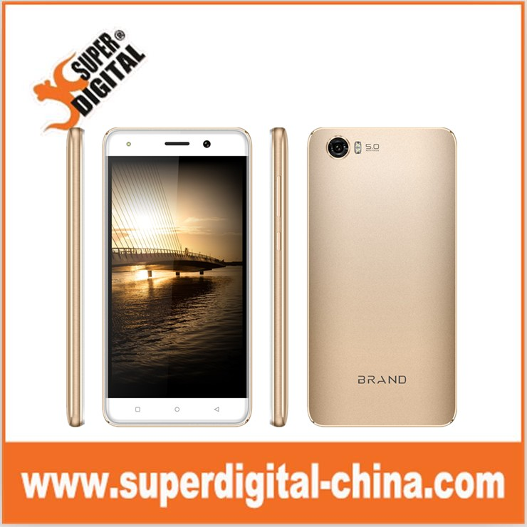 5inch OEM brands 3G unlock Android WCDMA smart phone