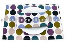 placemat and napkin 100% cotton