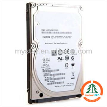 2.5 Inch Internal HDD 500GB 7200rpm SATA2.0 Laptop Hard Disk