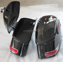 RS motorcycle universal fit Side Panniers,truck tail light box for wholesale