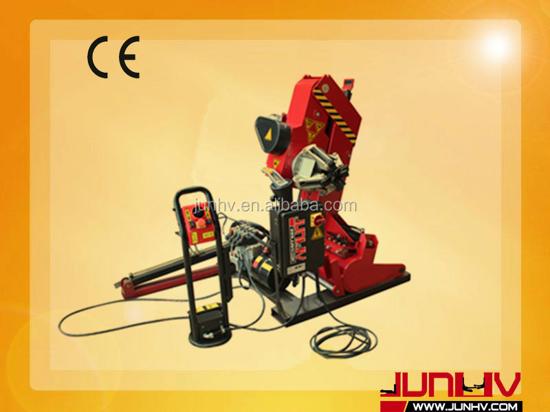 Mobile truck tyre changer automatic machines for tire changer JH-T80