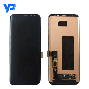 Low Price China Mobile Phone LCD Screen With Digitizer For Samsung Galaxy S8 Plus LCD