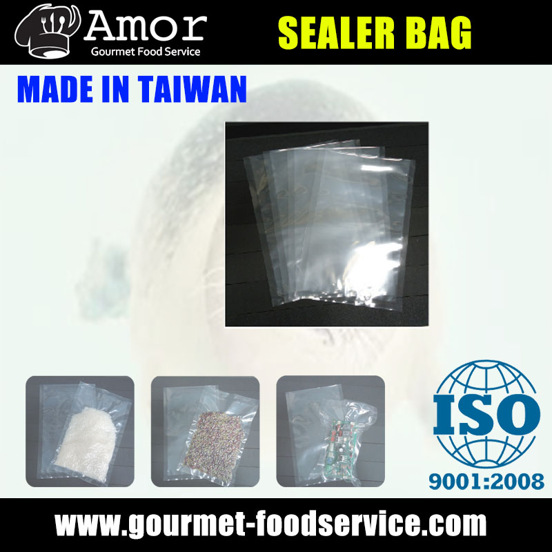 Made in Taiwan vacuum packaging bag for food fresh