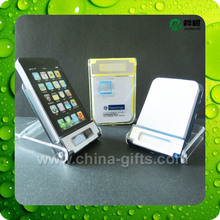 2013 promoting acrylic mobile phone holder