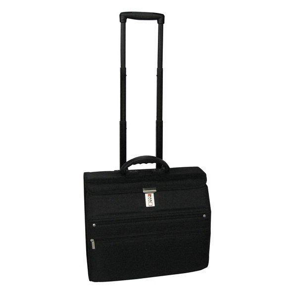 Top grade best sell latest laptop trolley case