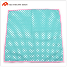 Fashion Design Contrast Color Printed Microfiber Towel Set for Beach