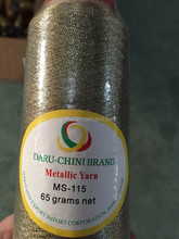 Metallic Yarn for embroidery thread bangladesh metallic yarn pakistan