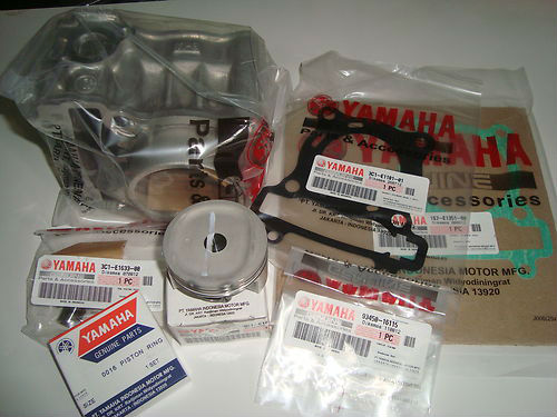 YAMAHA YZF-R125 upgrade 150cc cylinder bore set